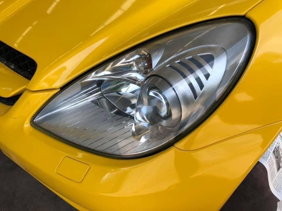 Bán Mercedes SLK350 2008, màu vàng, nhập khẩu (9)