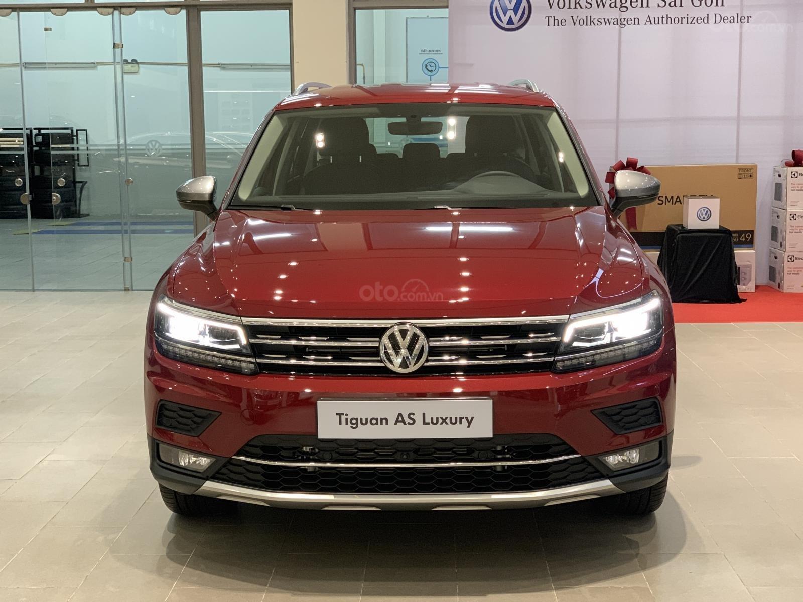Bán xe Volkswagen Tiguan Allspace Luxury SUV 7 chỗ nhập khẩu chính hãng, đủ màu xe giao ngay, LH: 0933 365 188-3