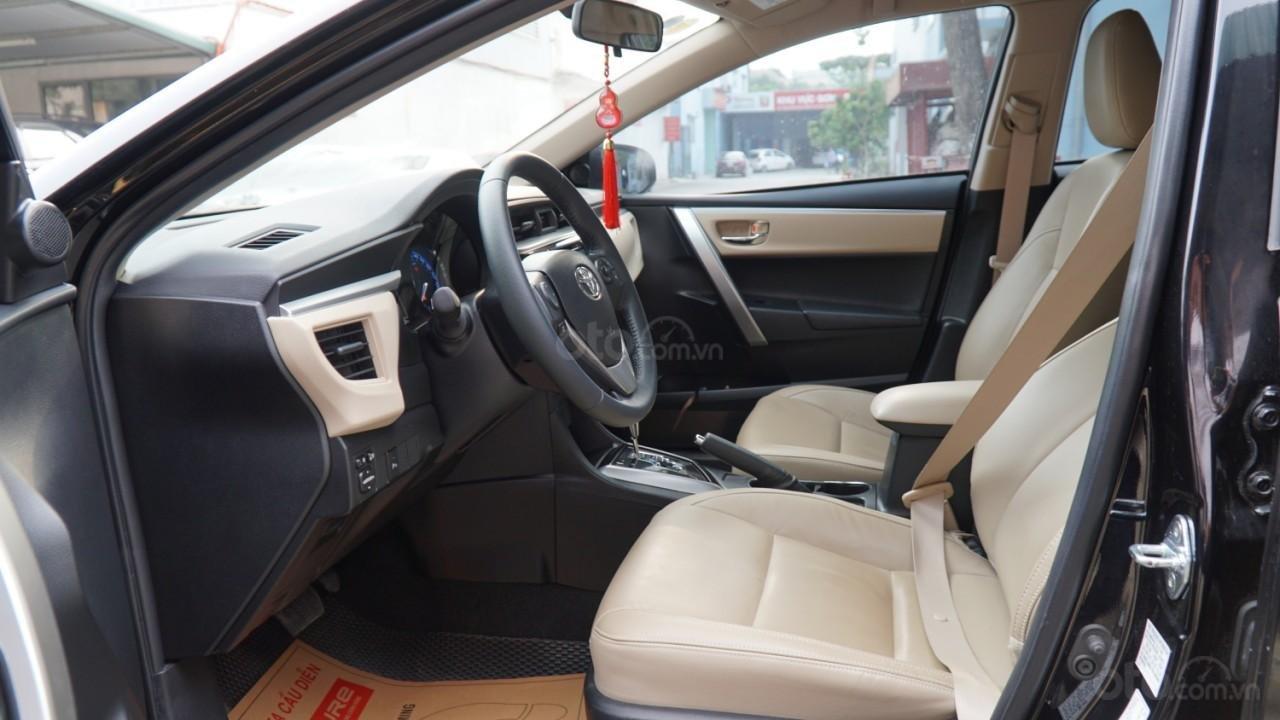 Bán xe Toyota Corolla Altis đời 2016, màu đen (3)
