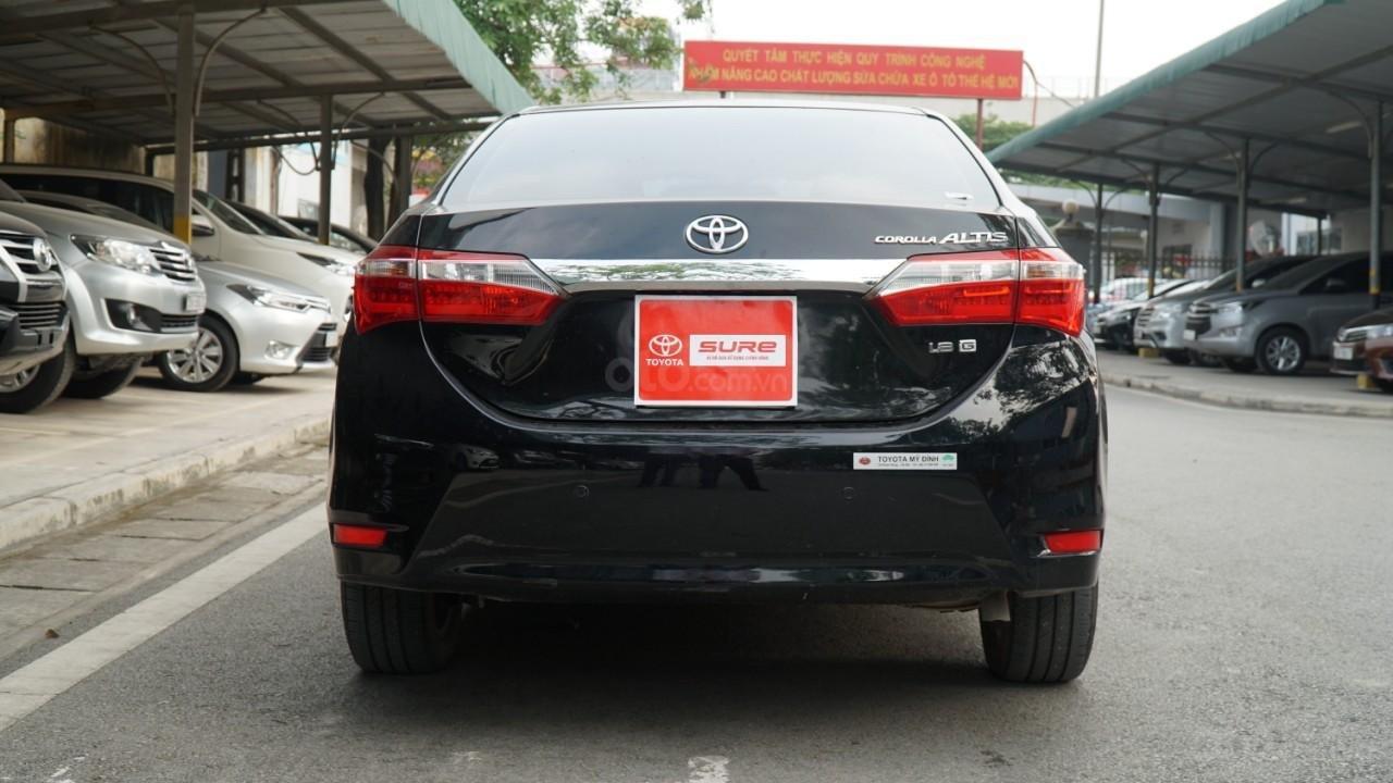 Bán xe Toyota Corolla Altis đời 2016, màu đen (6)