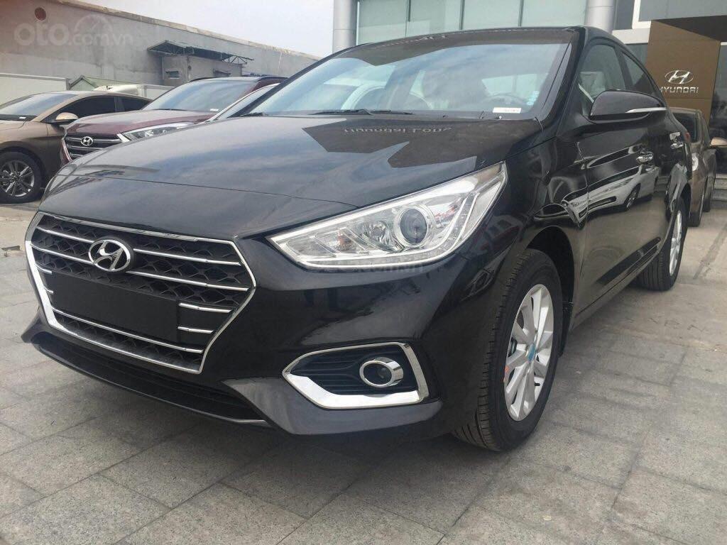 Hyundai Giải Phóng bán Hyundai Accent đời 2019 đủ phiên bản, nhiều ưu đãi, liên hệ ngay 0982328899 (1)