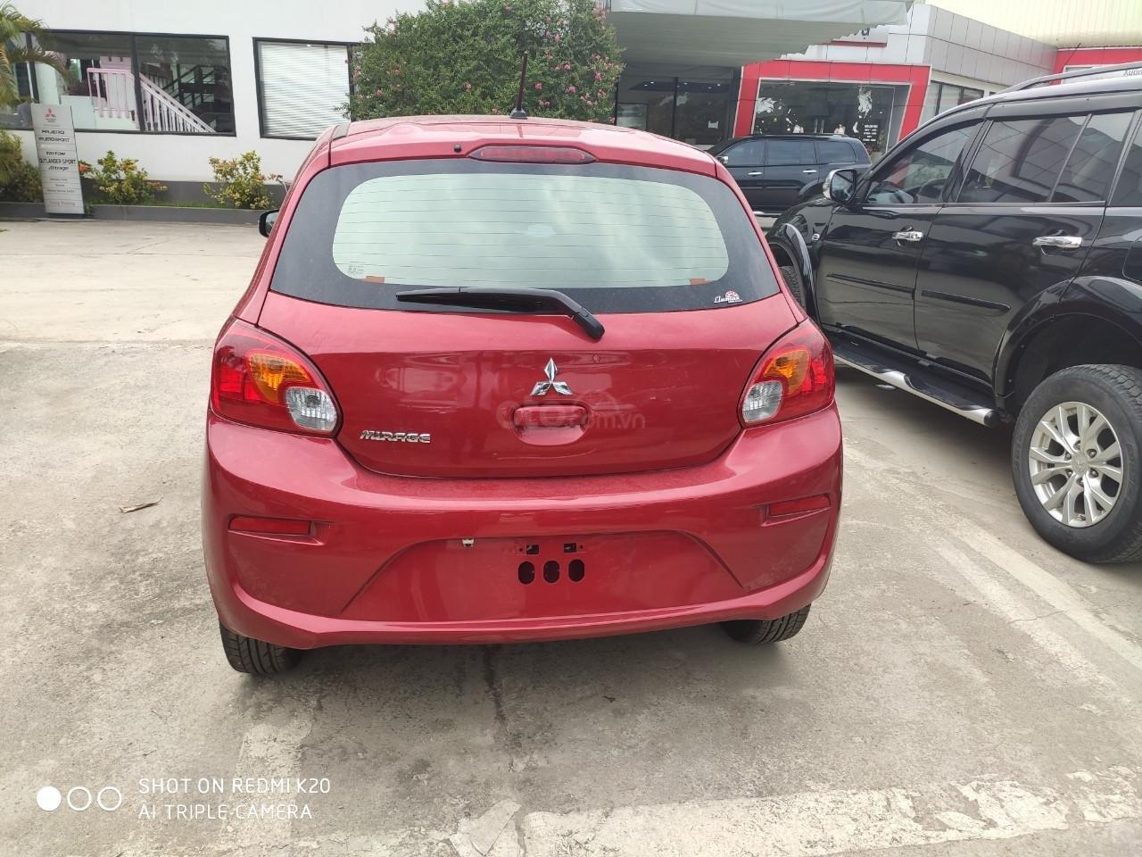 Bán xe Mitsubishi Mirage năm 2019, màu đỏ, nhập khẩu nguyên chiếc (2)