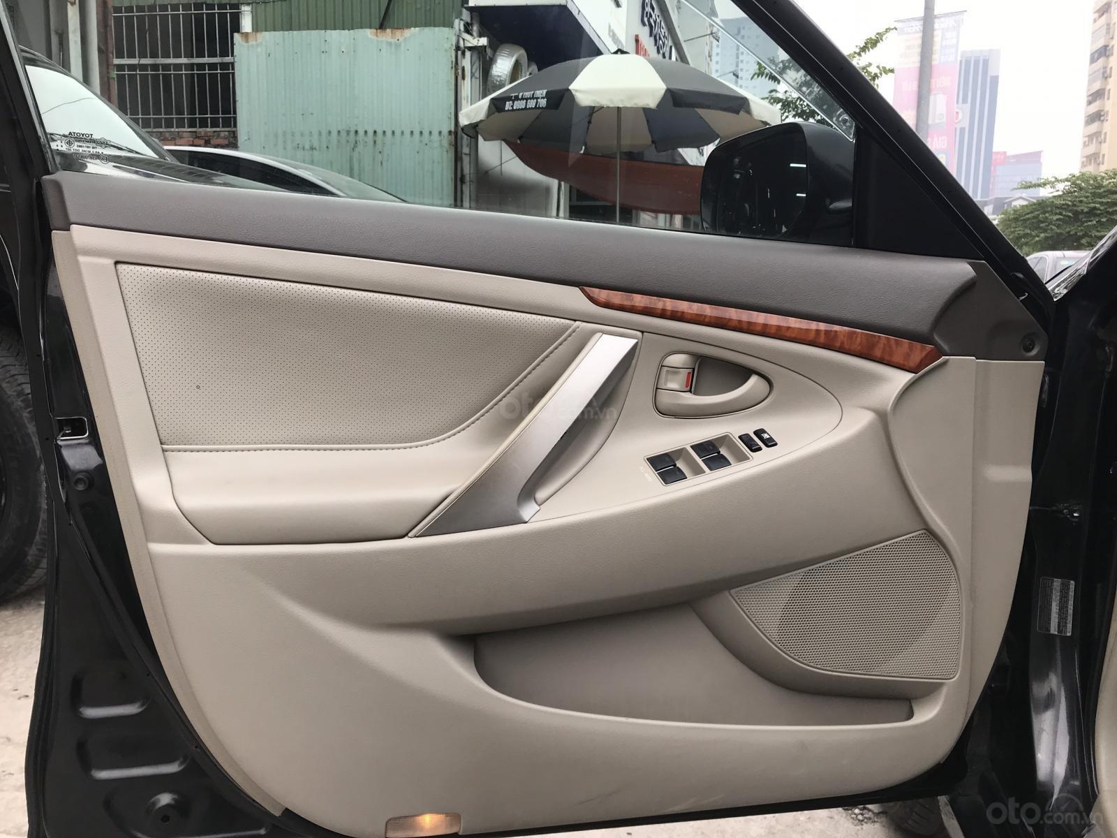Nhất Huy Auto bán Toyota Camry 2.4G đời 2008, màu đen (9)