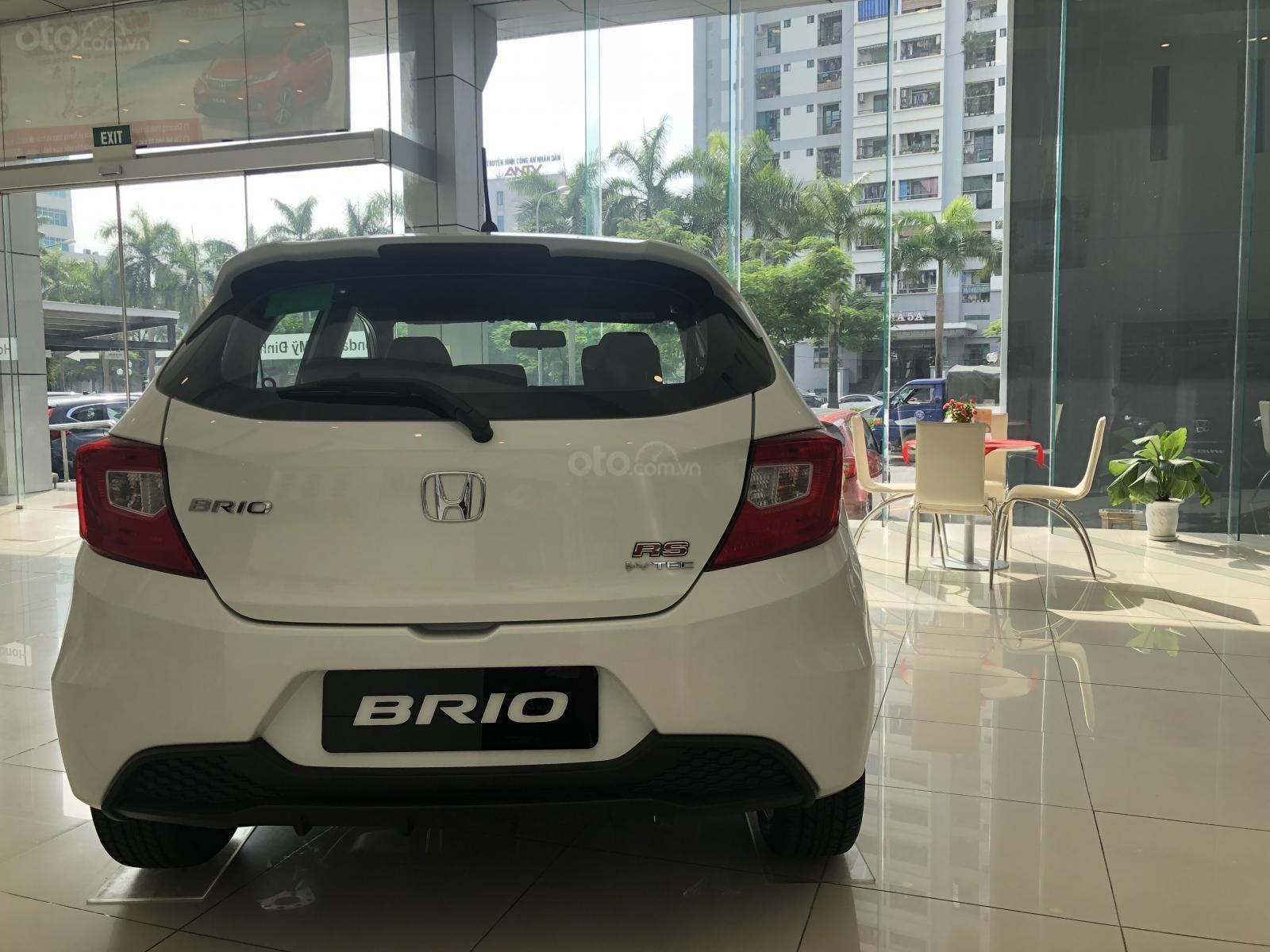 Cần bán xe Honda Brio RS đời 2019, màu trắng, xe nhập mới 100% (3)