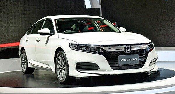 Honda Accord 2019 lộ thời gian giao xe và động cơ a2