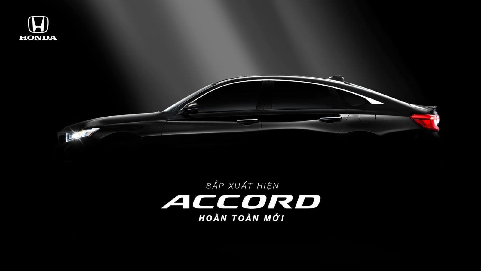 Honda Accord 2019 lộ thời gian giao xe và động cơ a1