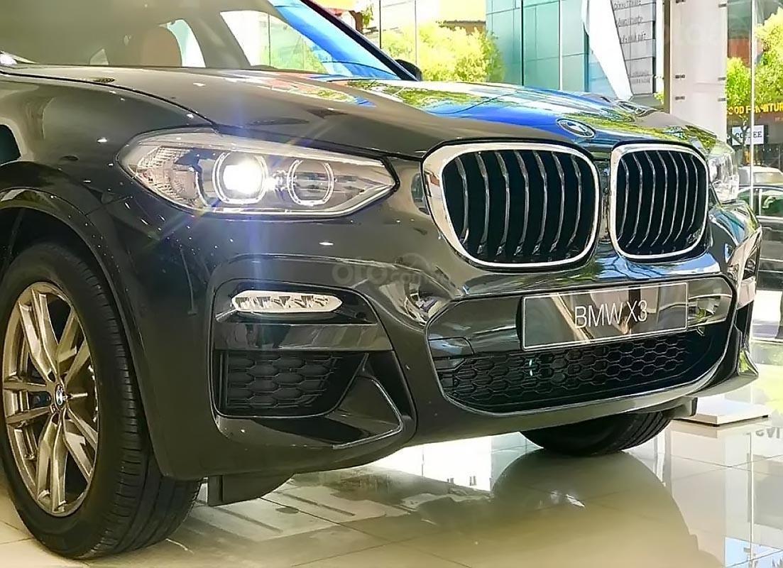 Bán xe BMW X3 xDrive30i M Sport đời 2019, màu đen, nhập khẩu (2)