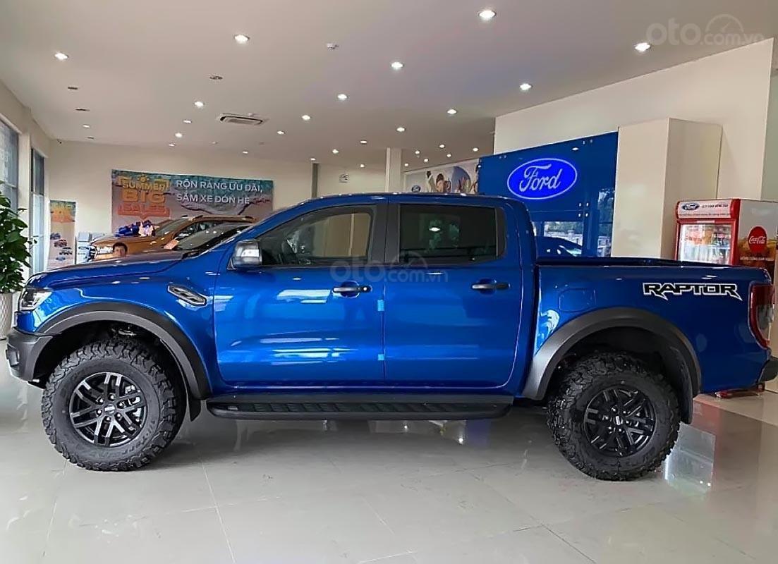 Bán Ford Ranger Raptor 2.0L 4x4 AT sản xuất 2019, màu xanh lam, xe nhập (5)
