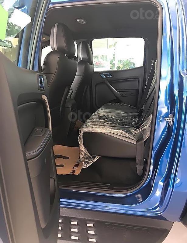 Bán Ford Ranger Raptor 2.0L 4x4 AT sản xuất 2019, màu xanh lam, xe nhập (4)