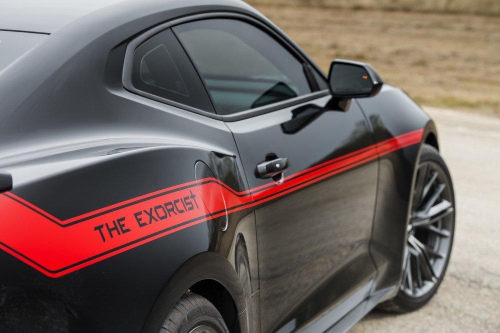 Ngoại thất của Chevrolet Camaro ZL1 Exorcist