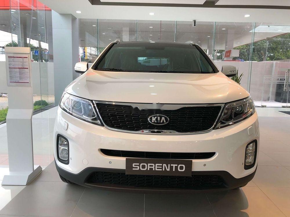 Bán xe Kia Sorento Deluxe G đời 2019, ưu đãi tặng BHVC (1)