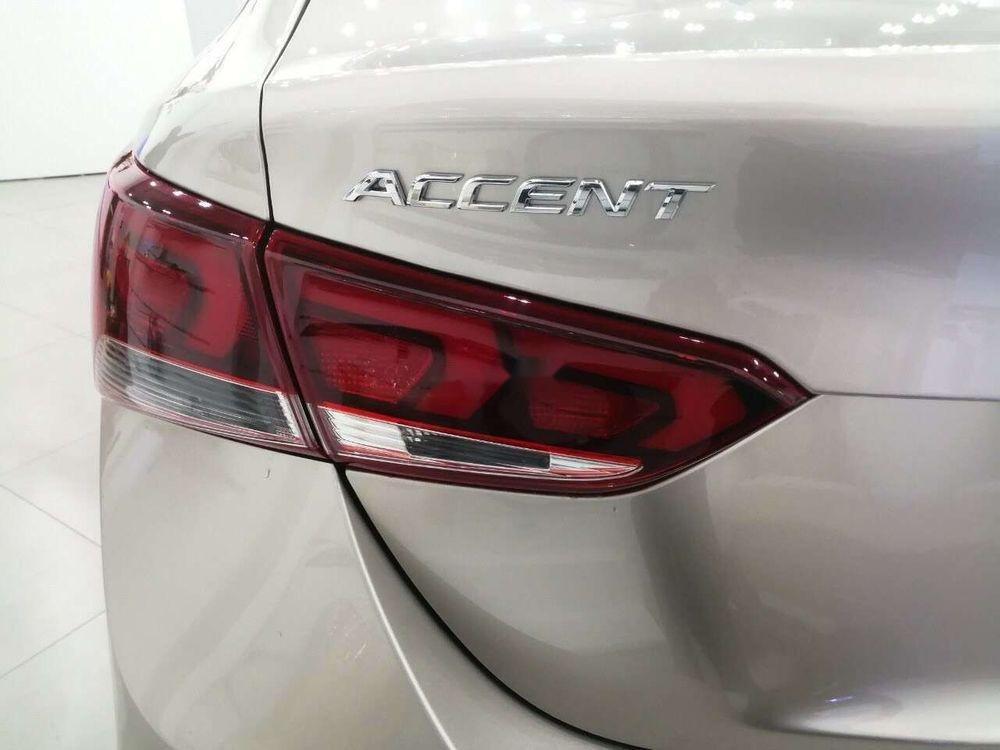 Bán ô tô Hyundai Accent đời 2019, màu trắng, mới 100% (3)