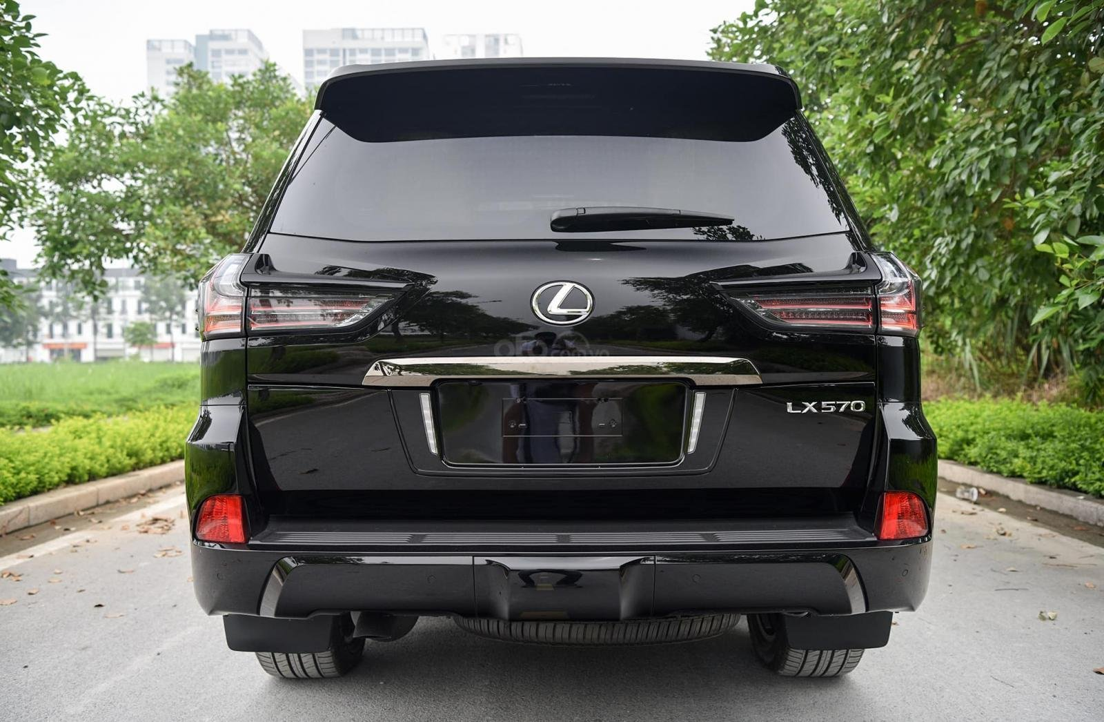 Giao ngay Lexus LX LX570 Inspiration 2019 giá tốt, phiên bản giới hạn 500 xe duy nhất (3)