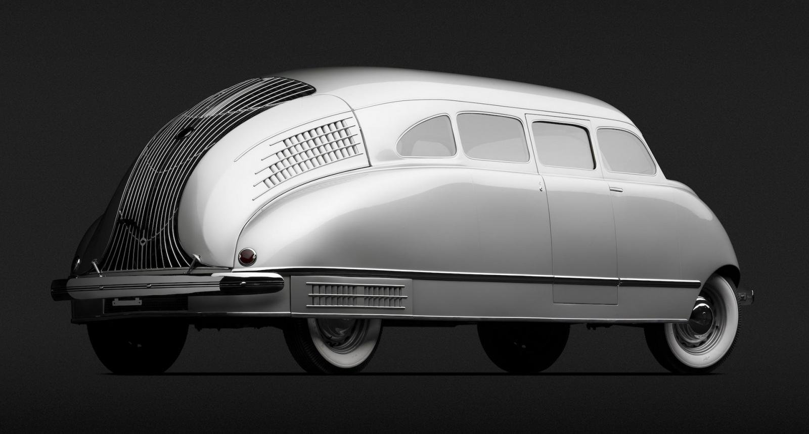 Stout Scarab 1936 - Chiếc minivan đầu tiên trên thế giới từng tham gia Thế chiến 2 a3