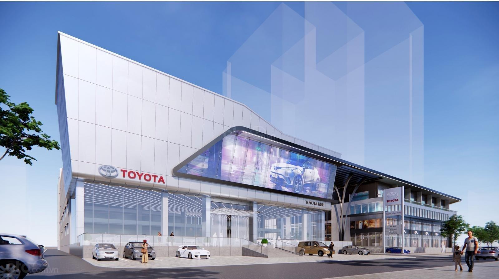 Hàng loạt ưu đãi mừng khai trương đại lý Toyota chính thức tại Huế tháng 10- hotline: 0935 772 795 | 0369 564 984 (2)