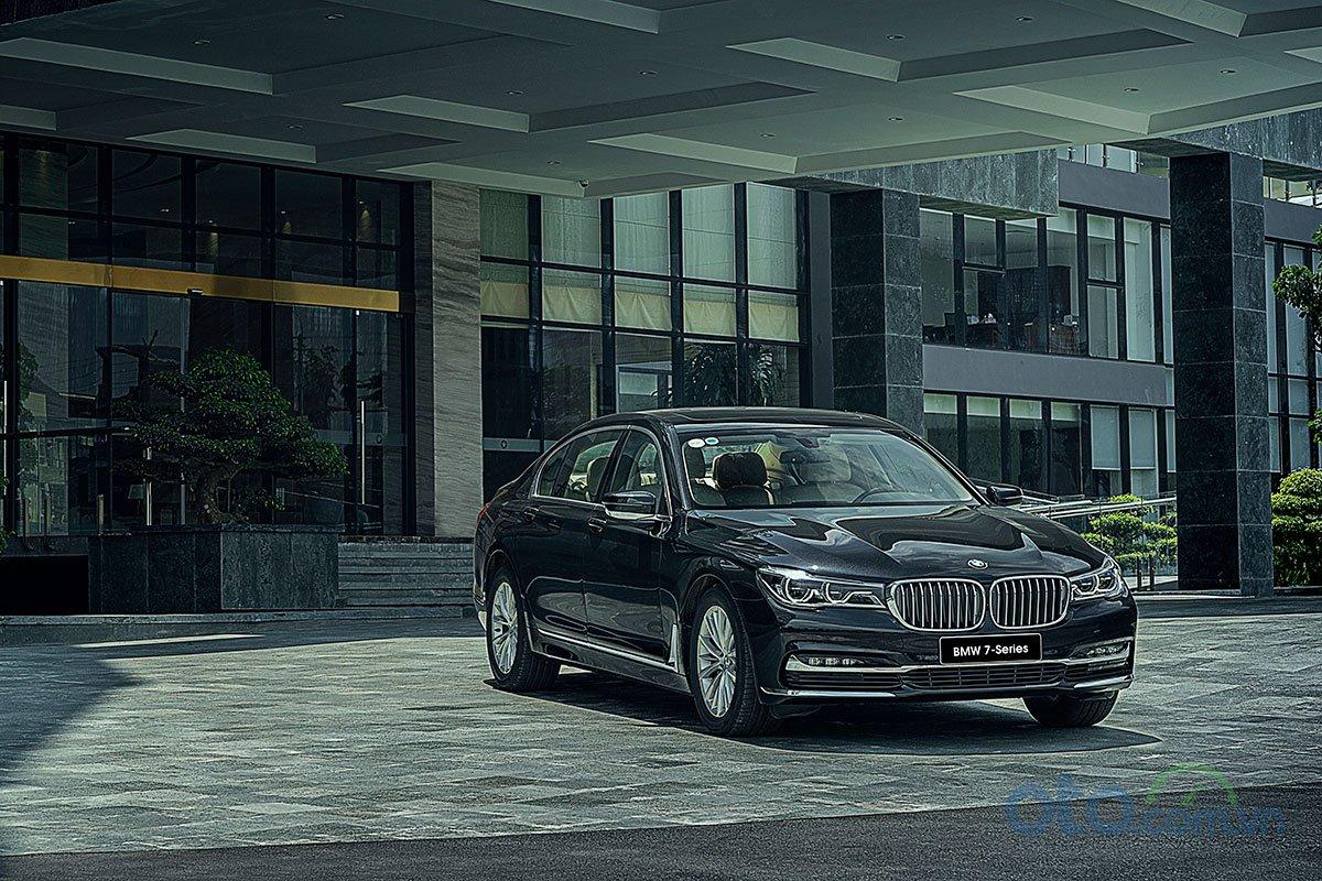 Đánh giá xe BMW 730Li: Chất quý tộc từ nước Đức.