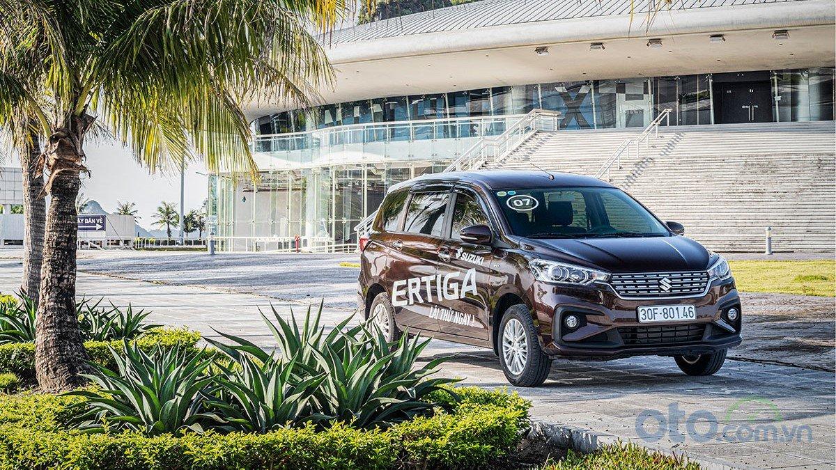 Mitsubishi Xpander 2019 và Suzuki Ertiga 2019 là lựa chọn đáng chú ý trong tầm giá trên dưới 600 triệu 1