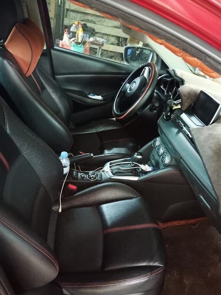 Bán Mazda 2 2016, màu đỏ còn mới, giá tốt (4)