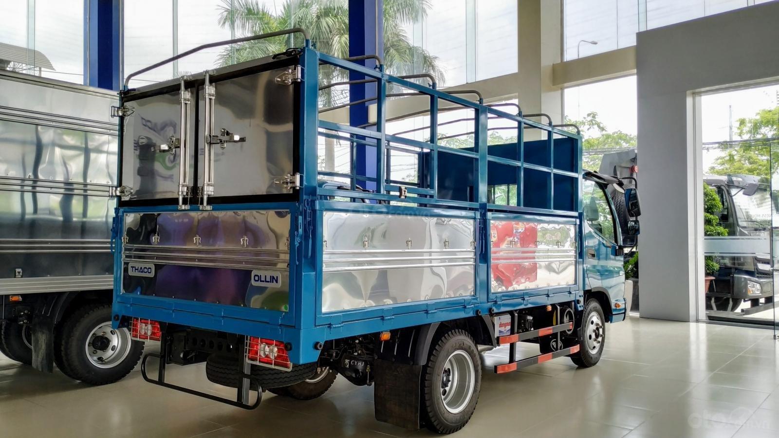 Bán xe tải Thaco Ollin 345. E4 - EURO 4 - tải 2 tấn 4 - mới nhất - hỗ trợ trả góp (5)