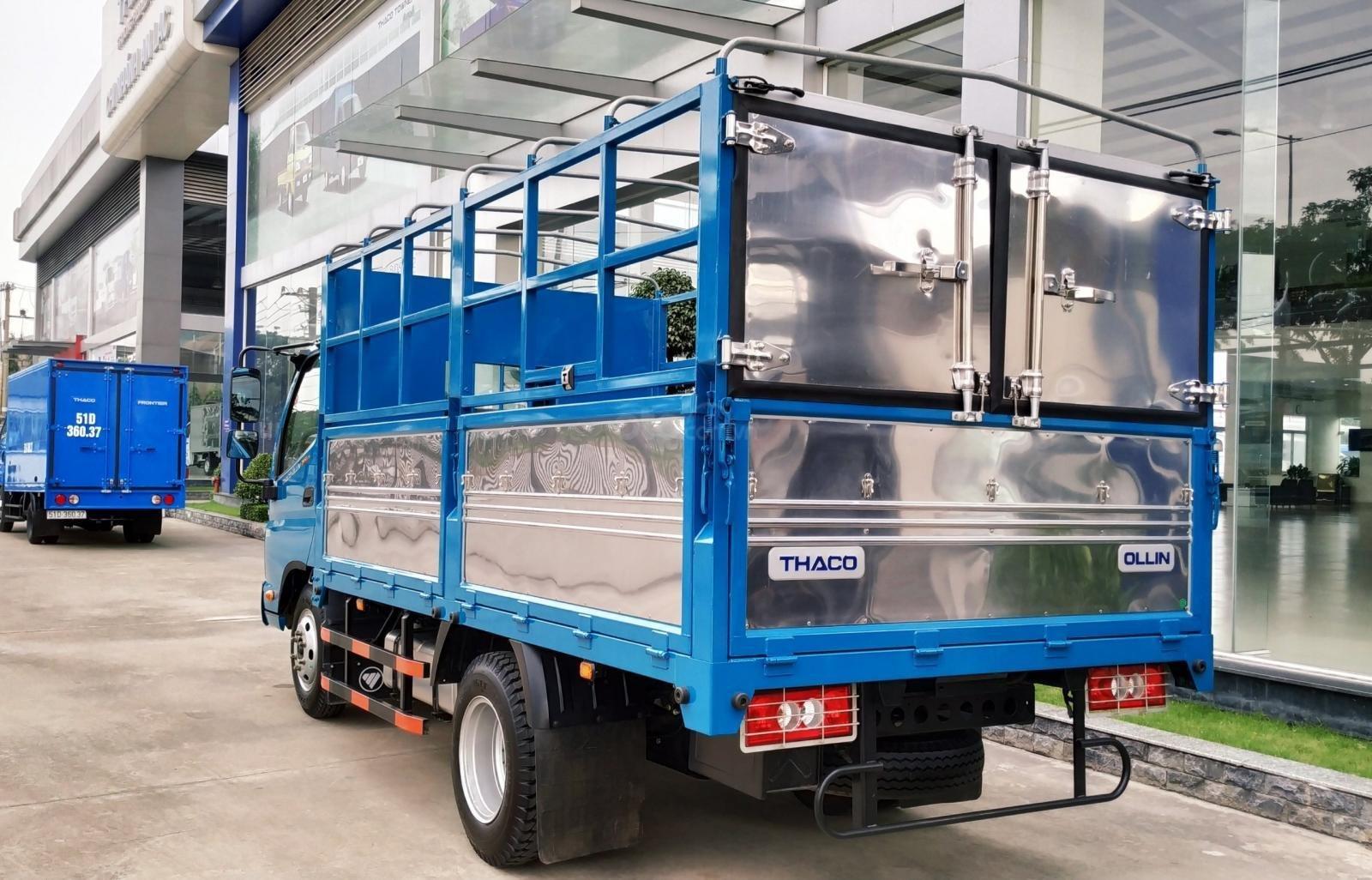 Bán xe tải Thaco Ollin 345. E4 - EURO 4 - tải 2 tấn 4 - mới nhất - hỗ trợ trả góp (6)