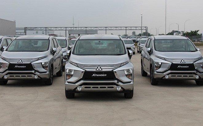 Vướng Ngâu, lượng ô tô nhập khẩu về Việt Nam giảm rõ rệt a1
