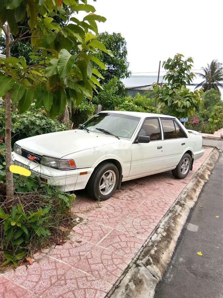 Bán Toyota Camry đời 1995, màu trắng, xe nhập, giá chỉ 57 triệu (1)
