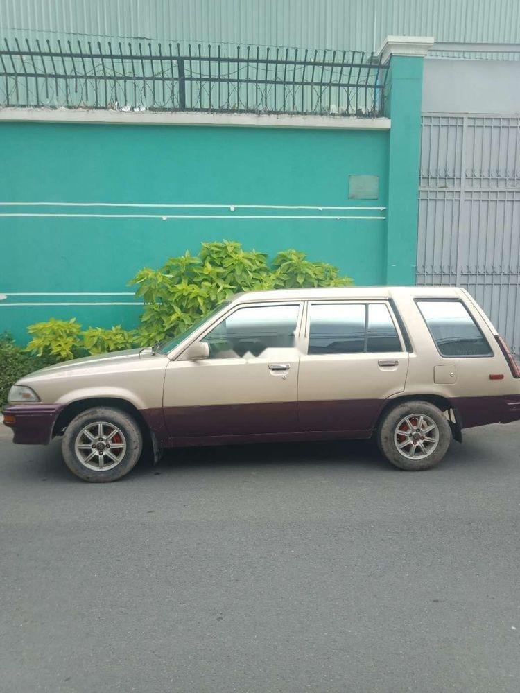 Cần bán xe Toyota Tercel đời 1986, nhập khẩu nguyên chiếc giá cạnh tranh (1)