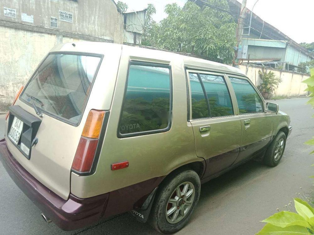 Cần bán xe Toyota Tercel đời 1986, nhập khẩu nguyên chiếc giá cạnh tranh (6)