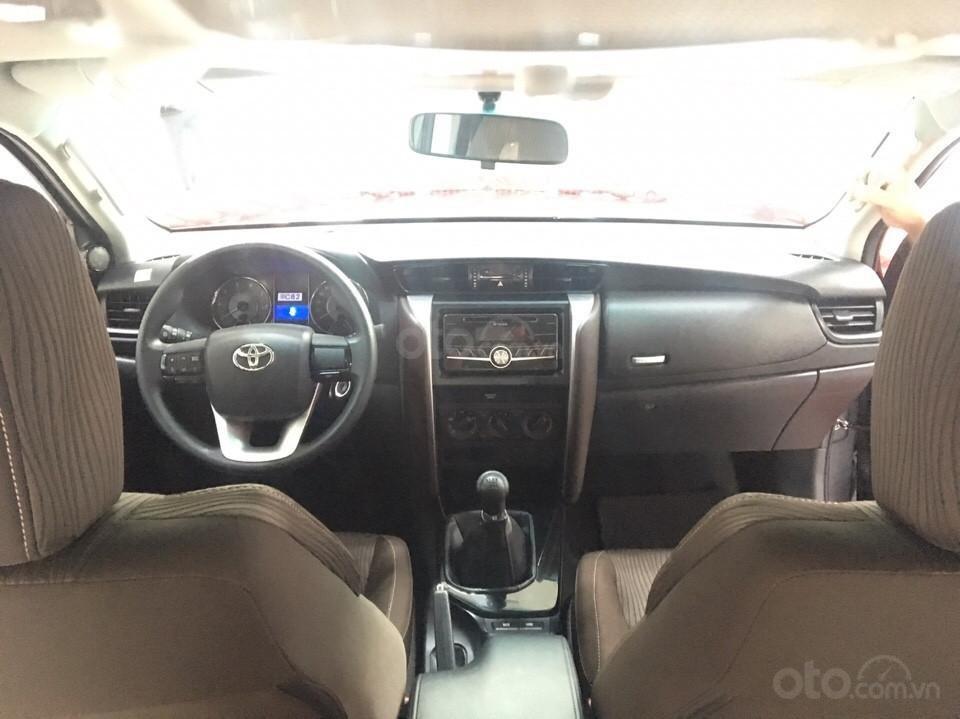 Toyota Tân Cảng bán Fortuner 2.4G máy dầu, số sàn, chỉ 280tr nhận xe ngay, đủ màu - LH 0933000600 (5)