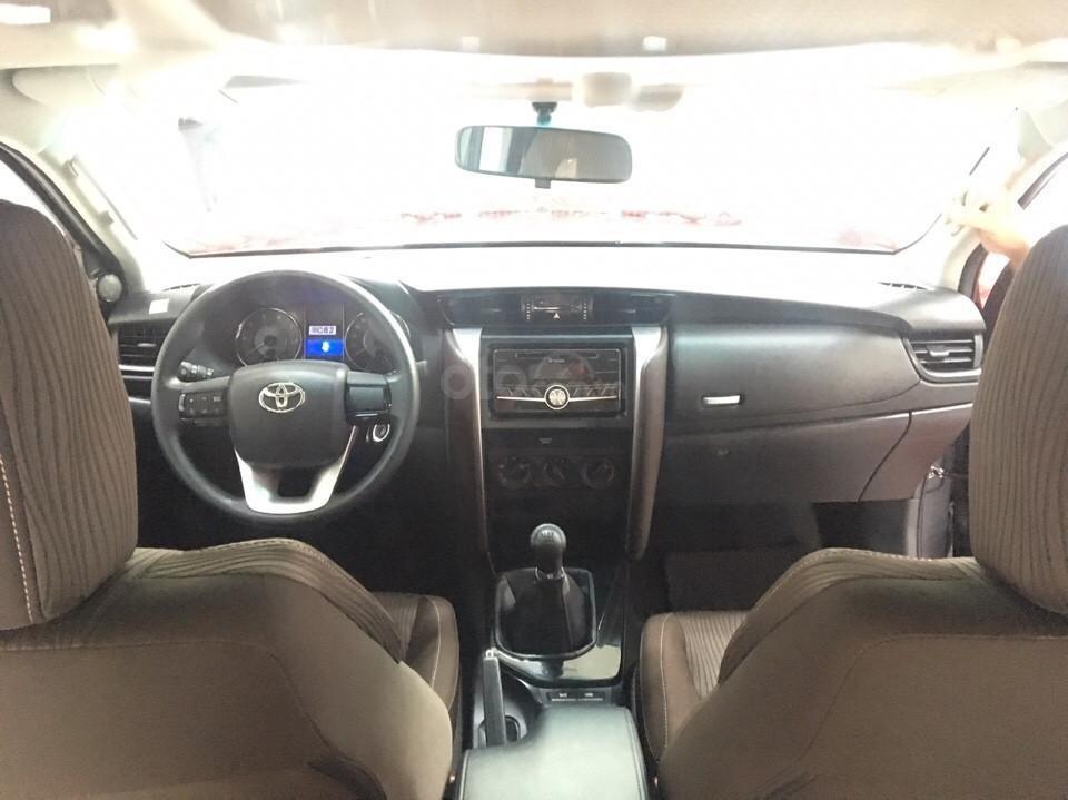 Toyota Tân Cảng bán Fortuner 2.4G máy dầu, số sàn, chỉ 280tr nhận xe ngay, đủ màu - LH 0933000600 (3)