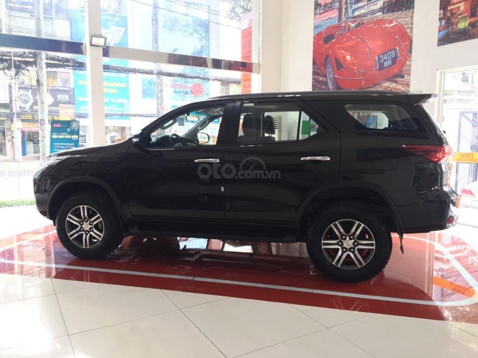 Toyota Tân Cảng Fortuner 2.4G máy dầu, tự động, xe giao ngay đủ màu 280tr nhận xe - LH 0933000600 (6)