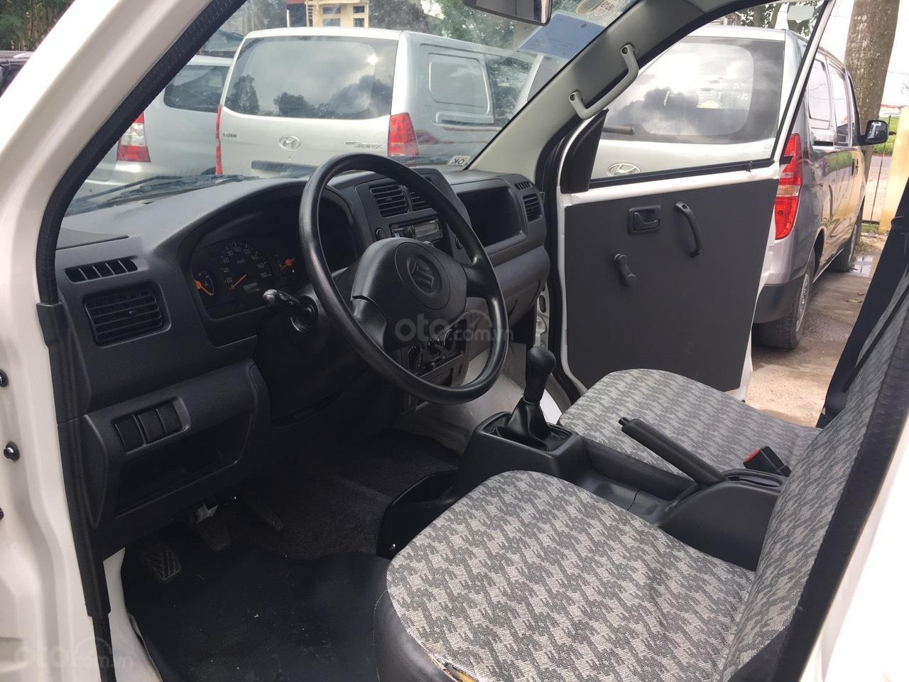Bán Suzuki đầu to đời 2016, nhập khẩu Indonesia, thùng kín, xe chạy ít (8)
