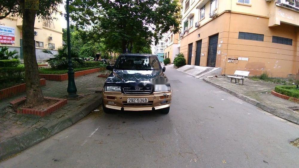 Cần bán xe Ssangyong Musso MT 1998, xe nhập, giá tốt (3)