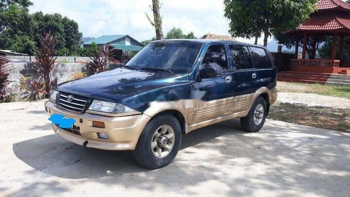Cần bán xe Ssangyong Musso MT 1998, xe nhập, giá tốt (2)
