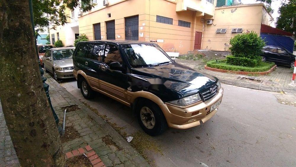 Cần bán xe Ssangyong Musso MT 1998, xe nhập, giá tốt (7)