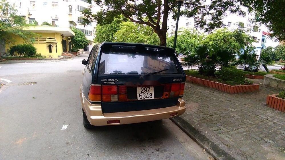 Cần bán xe Ssangyong Musso MT 1998, xe nhập, giá tốt (6)