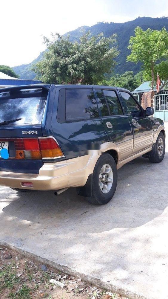 Cần bán xe Ssangyong Musso MT 1998, xe nhập, giá tốt (8)
