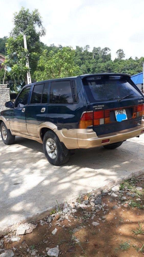 Cần bán xe Ssangyong Musso MT 1998, xe nhập, giá tốt (9)