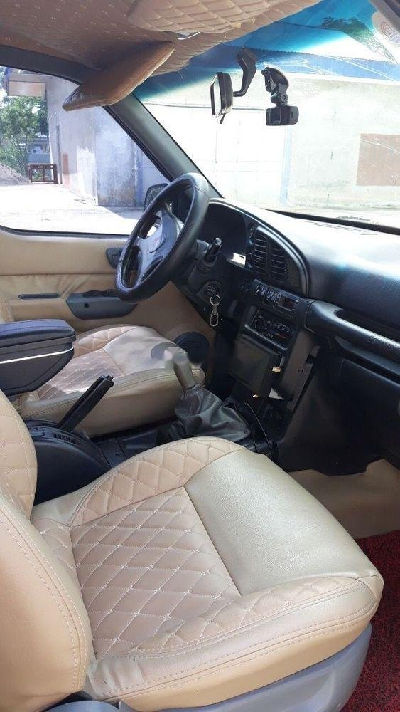 Cần bán xe Ssangyong Musso MT 1998, xe nhập, giá tốt (4)