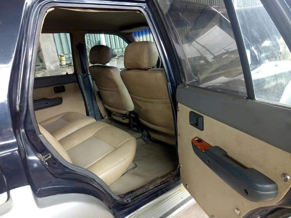 Cần bán xe Ssangyong Musso MT 1998, xe nhập, giá tốt (5)