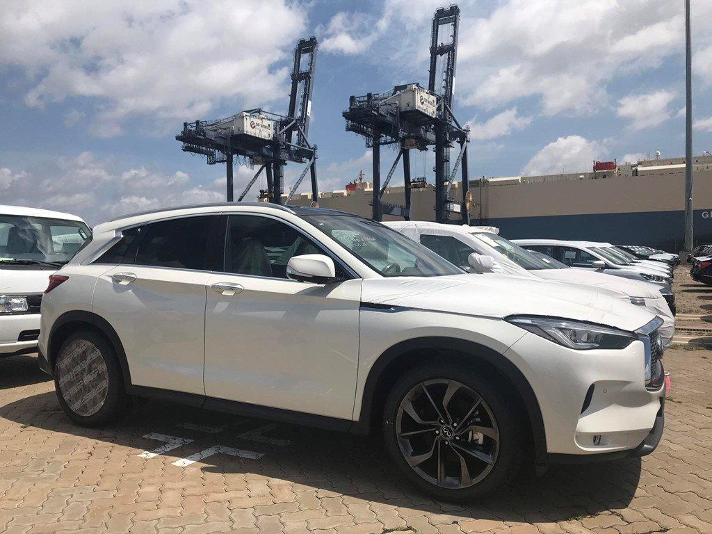 Infiniti QX50 2019 chính hãng lần đầu cập bến Việt Nam, đối đầu với BMW X3 a1
