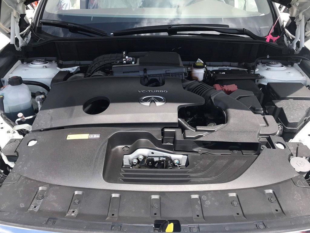 Infiniti QX50 2019 chính hãng lần đầu cập bến Việt Nam, đối đầu với BMW X3 a9