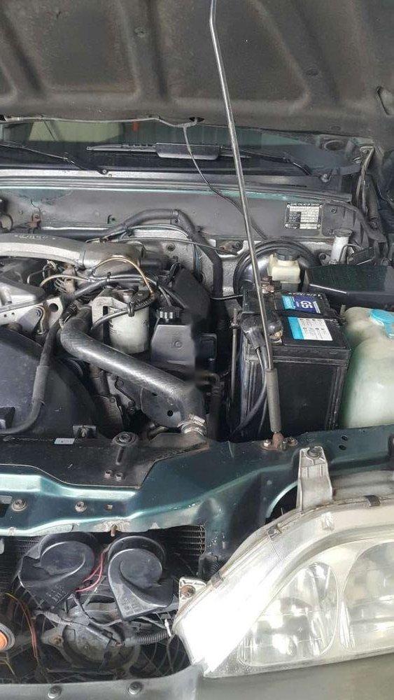 Chính chủ bán xe Ssangyong Musso sản xuất năm 2004, màu xanh lục-9