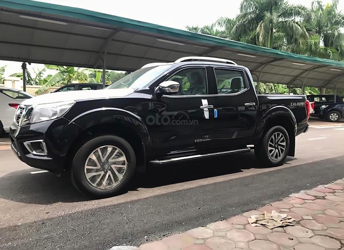 Bán xe Nissan Navara EL đời 2019, màu đen, nhập khẩu nguyên chiếc (2)