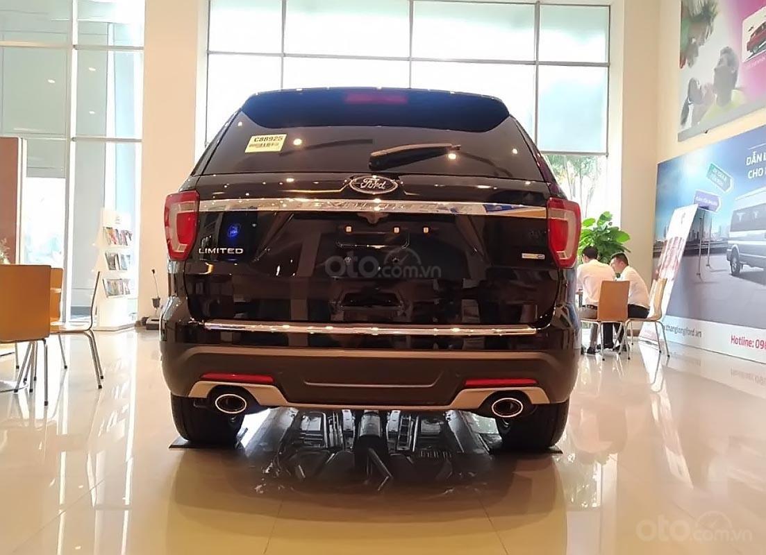 Cần bán Ford Explorer đời 2019, màu đen, nhập khẩu (2)