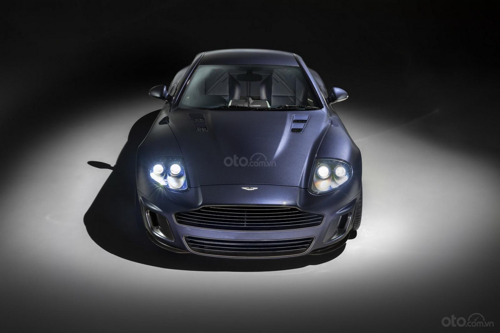 Thiết kế hoàn toàn mới của Aston Martin Vanquish 2019.