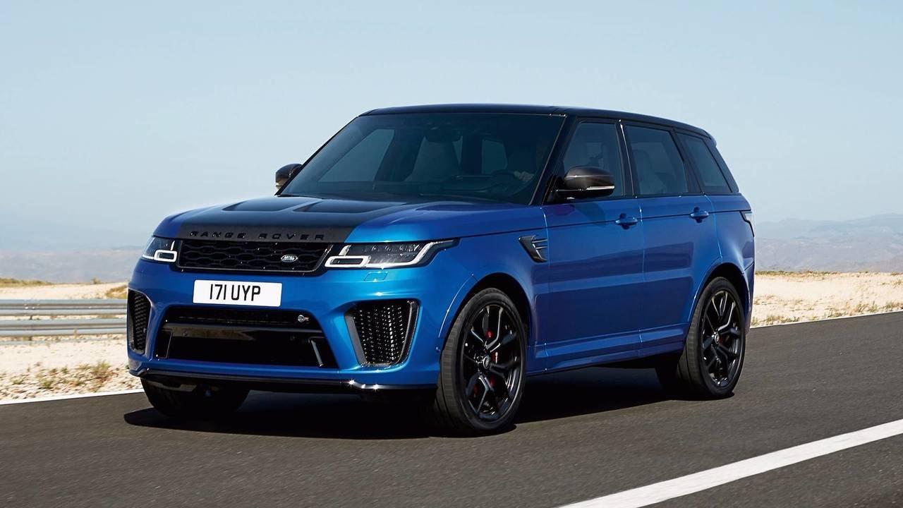 Range Rover Sport 2018 tại Mỹ bị triệu hồi do lỗi camera lùi.