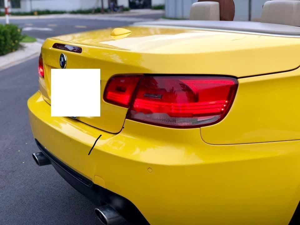 Bán xe BMW 325i đời 2008, màu vàng, xe nhập-4