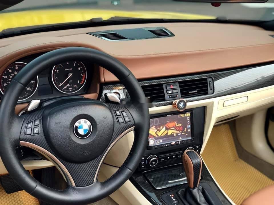 Bán xe BMW 325i đời 2008, màu vàng, xe nhập-2