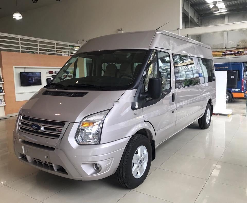 Bán Ford Transit 2019, màu bạc, giá chỉ 700 triệu (1)